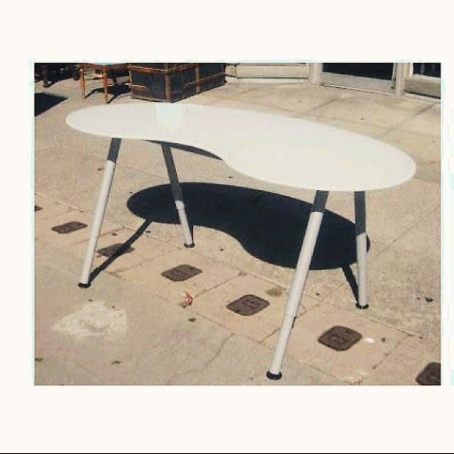 Amazing In An Excellent Condition IKEA Galant White Desk Top And Top   Depop Idea