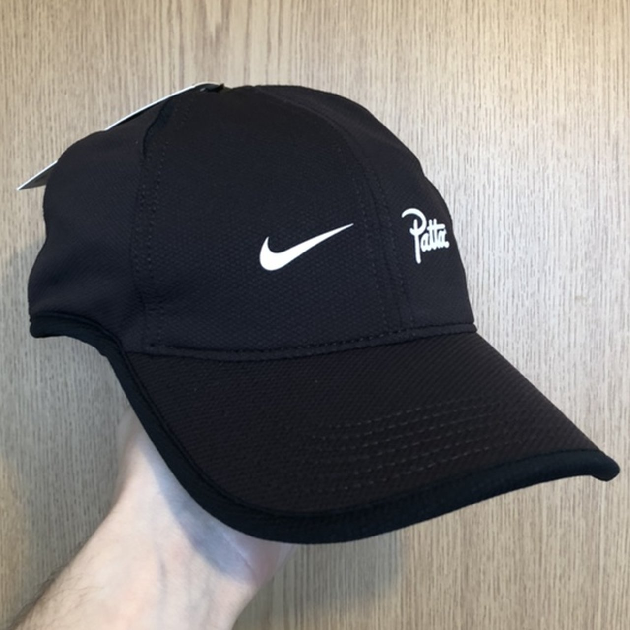 Nike x Patta cap in velvet brown 🧢 Real fire piece with a - Depop 396f8b9a25b