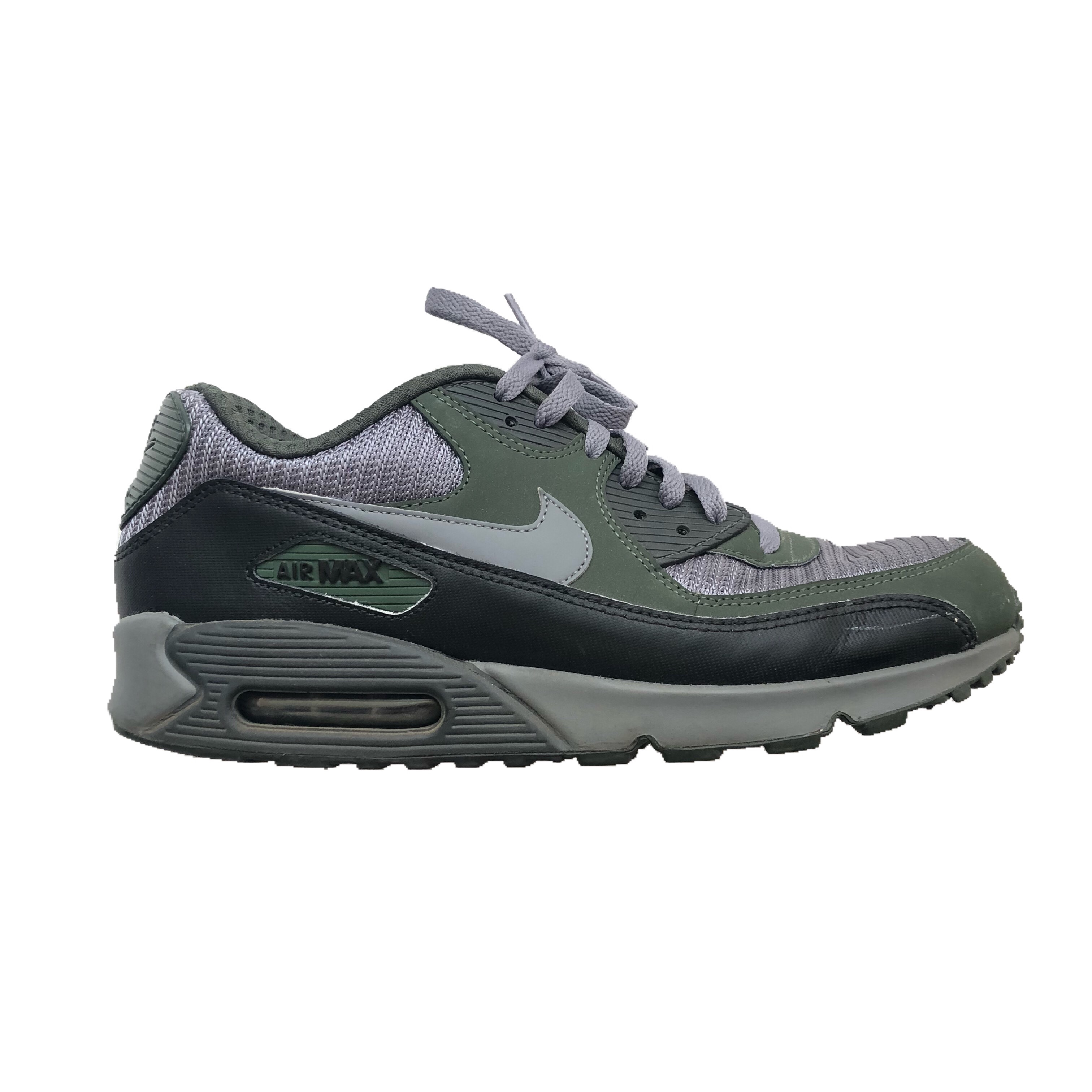 best service 1f850 41461 Nike Air Max 90🔥 •Olive Green / Size 11.5 •Flaws: no... - Depop