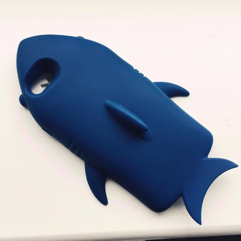 59cb165c0e Stella McCartney Shark IPhone 6 6s phone case. Currently for - Depop