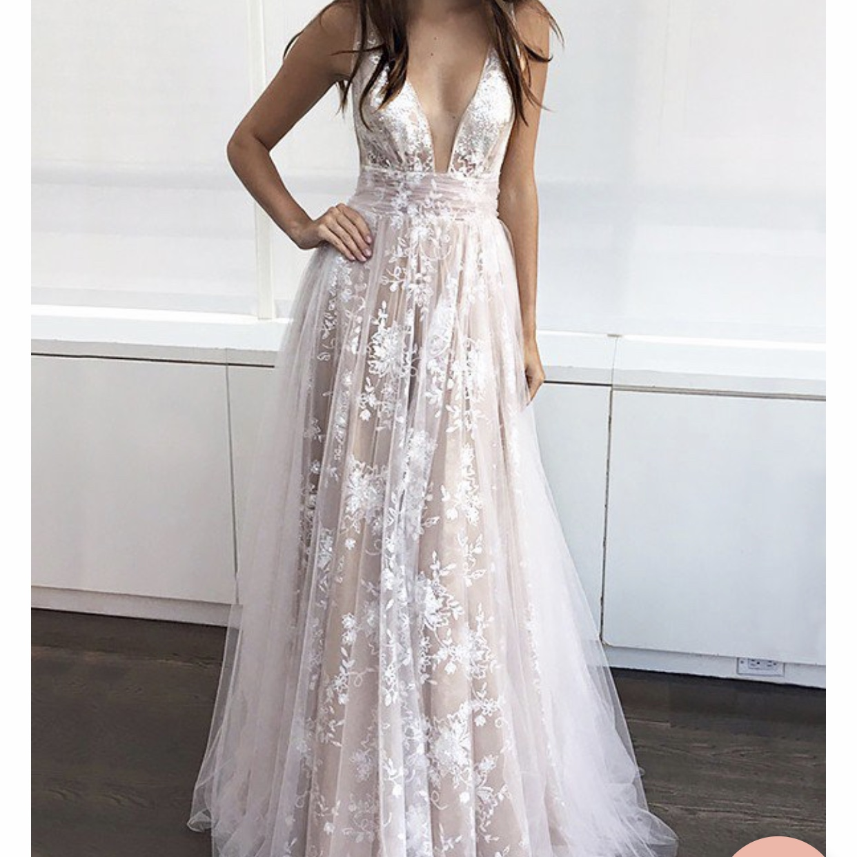 latest discount where can i buy picked up Hebeos prom dress originally $200 brand new without... - Depop