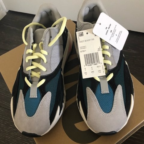 ba9d0e3b9  ellymxo. 3 months ago. United States. Adidas yeezy boost 700 V2 Wave  Runners