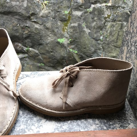 36 Numero Scarpe In Tipo Due Indossate Made Depop Clarks Italy wBwZ1x