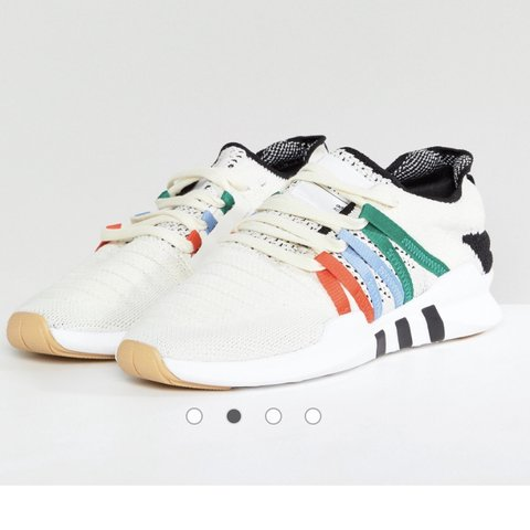 751b48a97148 Adidas Originals EQT Racing Adv Sneakers In Off White Brand - Depop