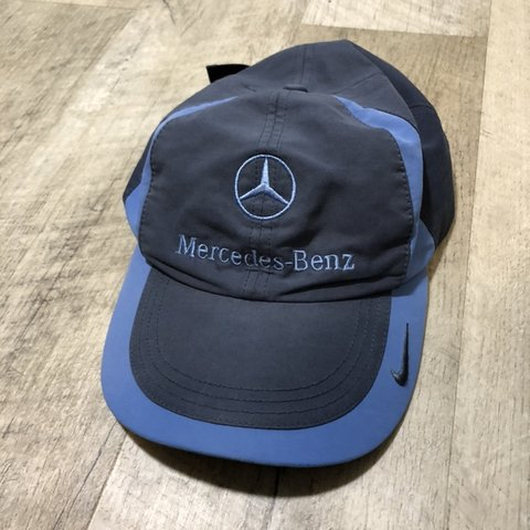2f46c63efb743 Mercedes Nike golf hat Size  OS Condition  9 10 Bundle to - Depop