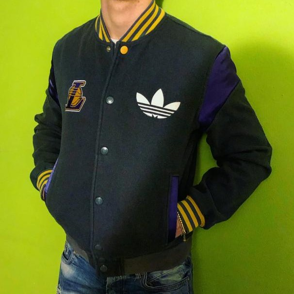 felpa adidas lakers
