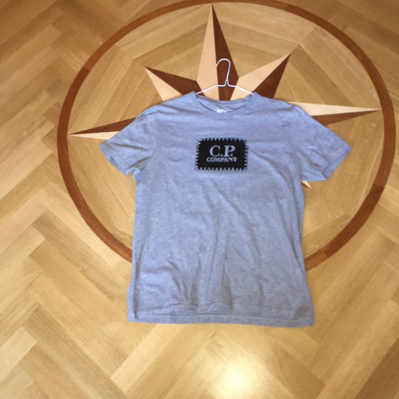 Cp company tshirt size XL however could definitely Depop