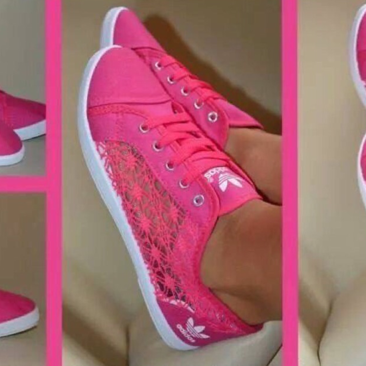 nikeair77. 4 years ago. United Kingdom. Adidas lace pumps brand new Please  message me for more ... 462f7ecc8