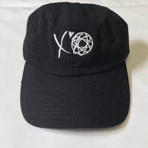 a55ba2770d9ef Authentic Limited Edition The Weeknd x Futura Dad Cap price  - Depop