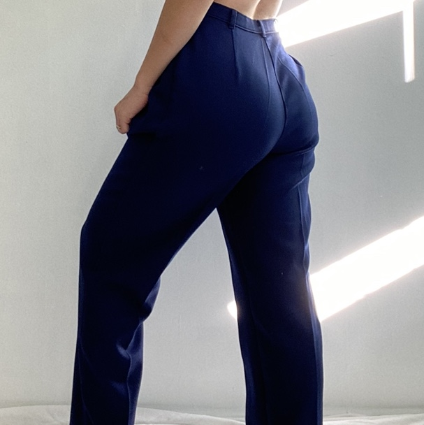Vintage Levi Bend Over pants from the 1970s