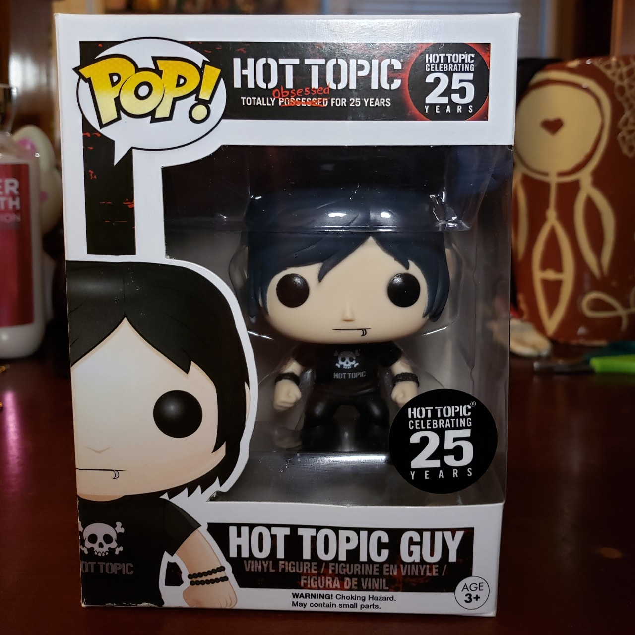 🖤Hottopic Guy Funko🖤 Hottopic guy funko!! Got him    - Depop