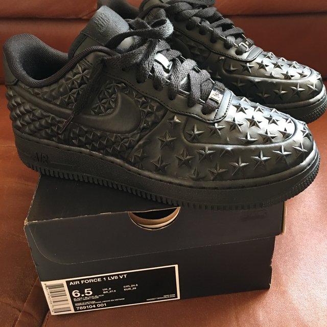 nike air force con stelle