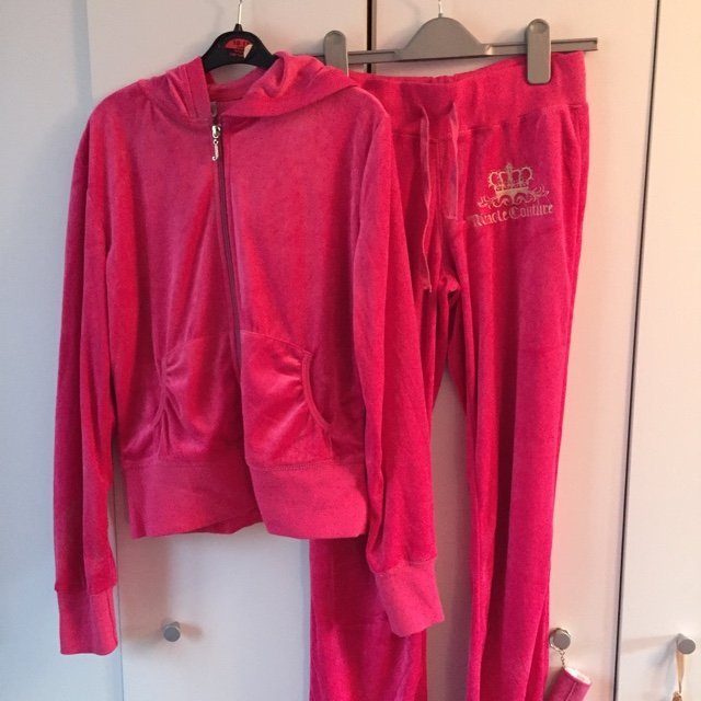 7cc9efc2731d Fake juicy couture velour tracksuit named  Miracle Couture