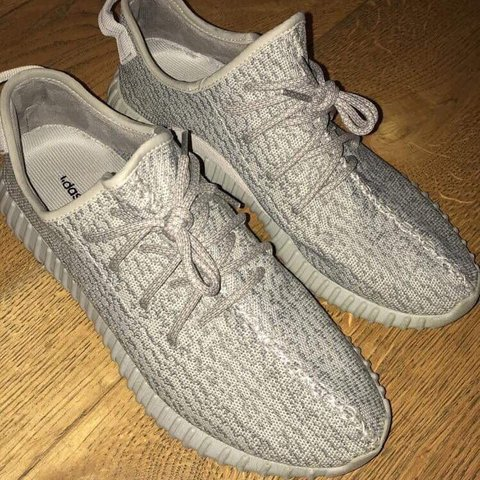 89773fcf8 Yeezy moon rock 350 UK size 11 Condition 8 10 Offer up - - Depop