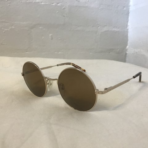 09044fa2ade68 Pretty Green round sunglasses. These glasses are in as they - Depop