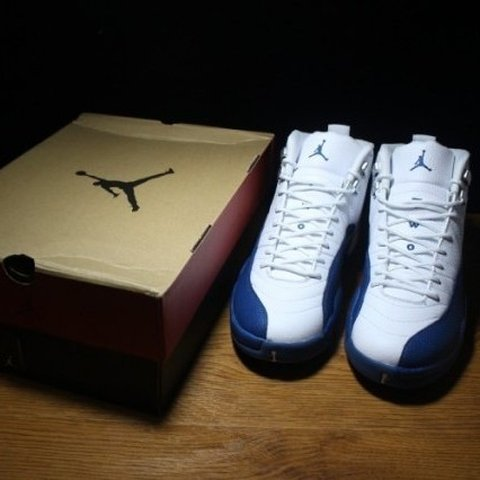 the best attitude 45a6d 9d257  siksisik. 6 months ago. Lakewood, Jefferson County, United States. Mens  Shoes Nike Air Jordan 12 Retro FRENCH BLUE