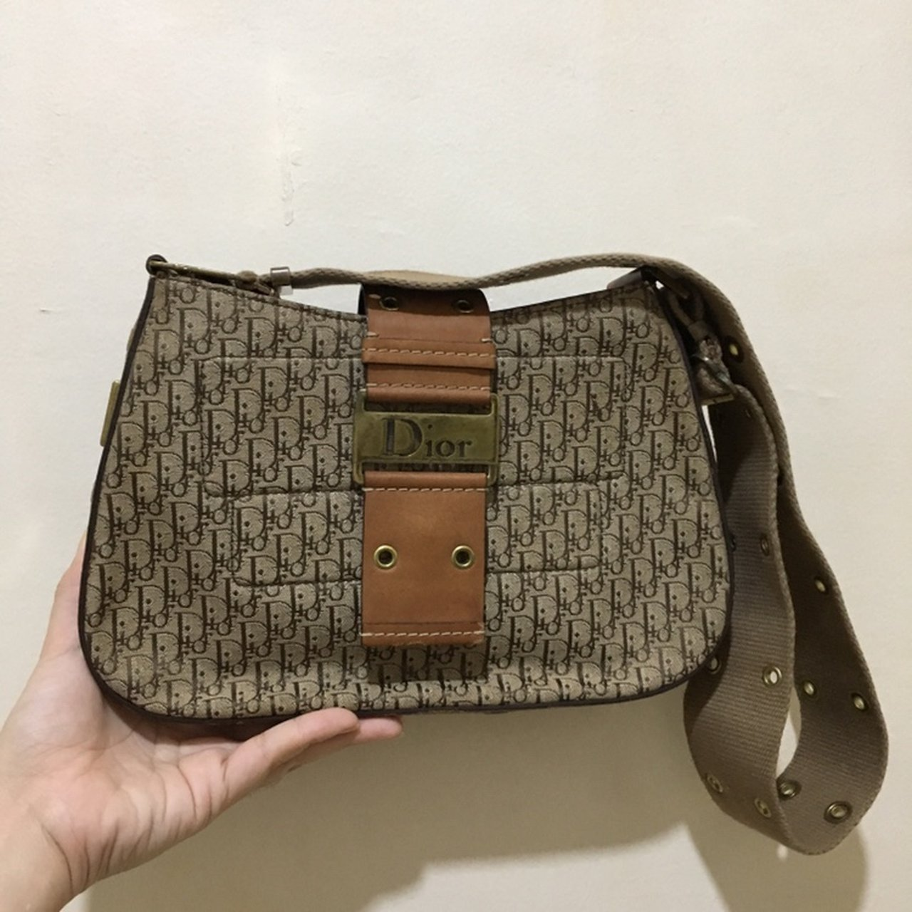 treasuredfinds. in 9 hours. United States. Authentic Christian Dior  monogram street chick bag in excellent condition 119cb88dd6555