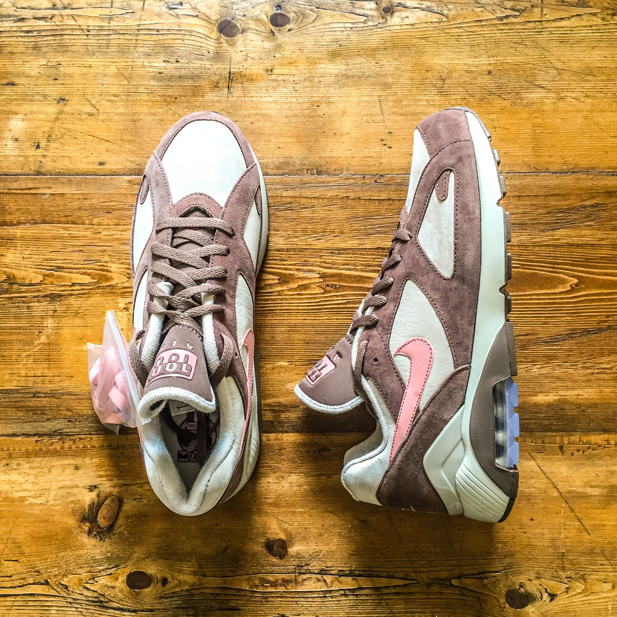 Nike Air Max 180 Bacon Released Date Depop