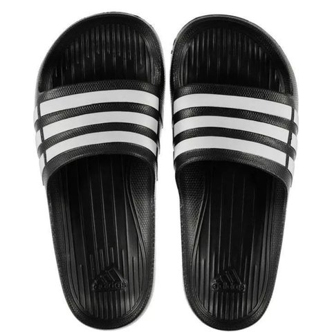 Girls' Shoes Clothing, Shoes & Accessories Adidas Sliders Size 3
