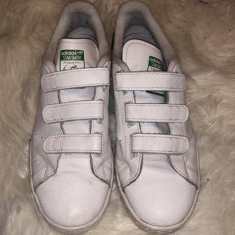 cheap for discount 5d408 a42d9 adidas stan smith velcro shoes men s- 0