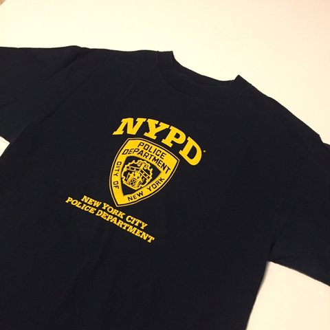 c523255ce @ashtrey_aesthetics. 5 months ago. Lincoln, United States. Super vintage NYPD  officially licensed tee shirt!