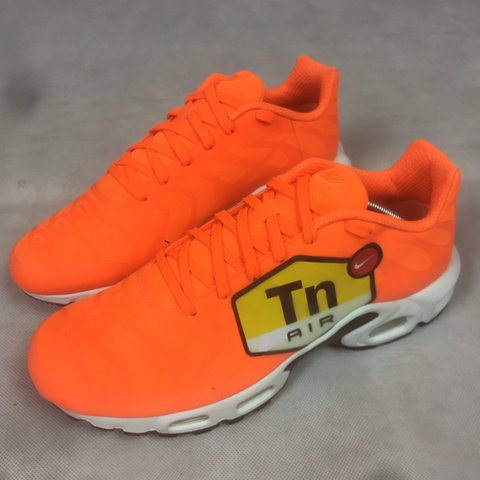 272a01b4f3 @hecyhuser. 6 months ago. London, United Kingdom. Nike AirMax plus TN NS  GPX Orange UK9 Brand new ...