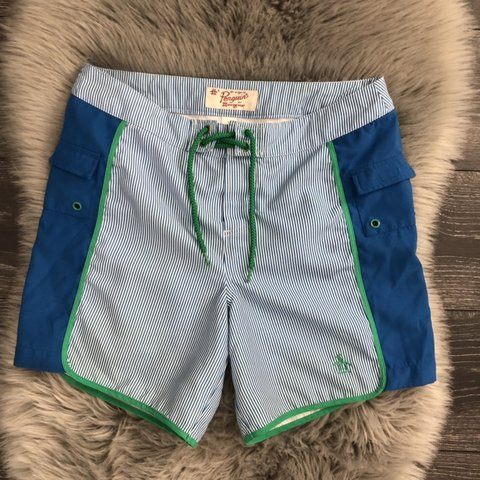 32c979c202 @jurik. 13 days ago. Tampa, United States. Original Penguin Striped Swim  Trunks 32