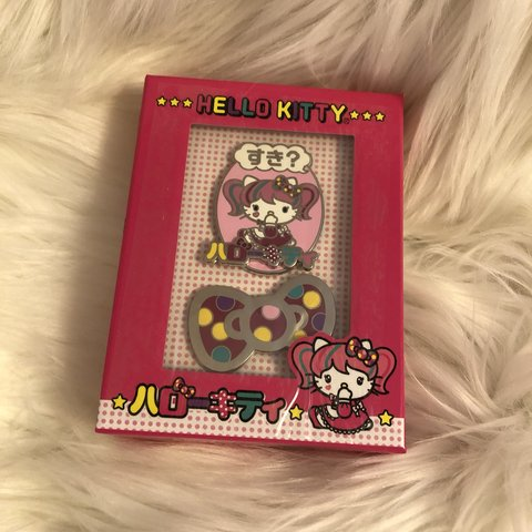 d0174ce6c Japanimation Hello Kitty Sanrio SDCC 2013 Rare Exclusive are - Depop