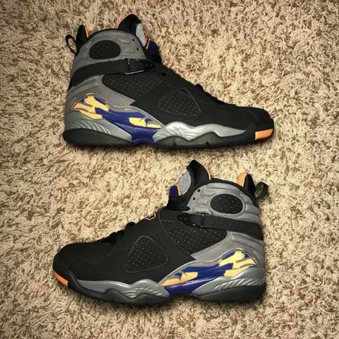 "finest selection aece9 fa872  nikkingo. 12 days ago. United States. Air jordan 8 retro ""Phoenix Suns"""