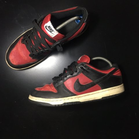 "new concept a55c8 da86c Nike Dunk Low ""Bred"" - 0"