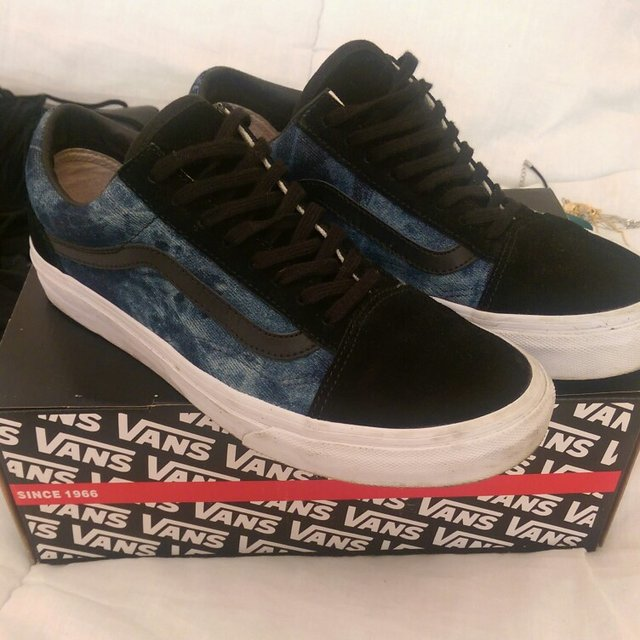 vans old skool limited edition