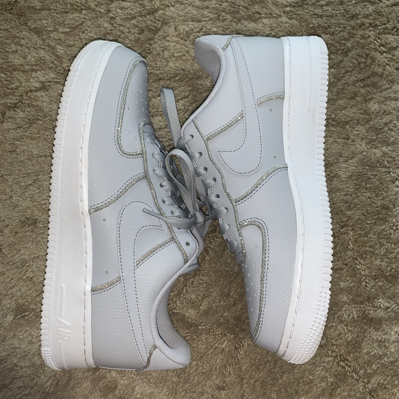 Nike Air Force 1 Condition: excellent, worn once Depop