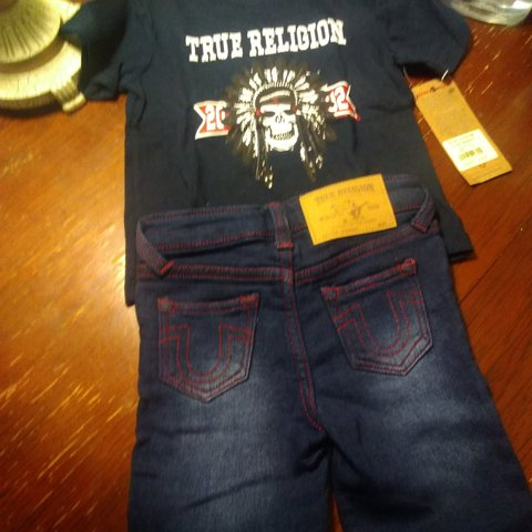 6e7ddc19 @flawlessclothing518. 5 months ago. Schenectady, Schenectady County, United  States. True religion Boys 2 piece set ...