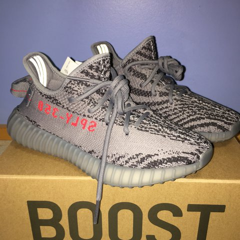 01d1e3ee99e54 Addidas Yeezy Boost 350 V2   Beluga 2.0   UK 4   Tags still - Depop