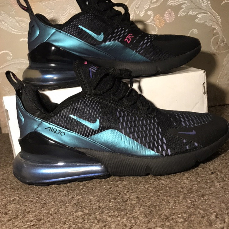 vast selection thoughts on how to buy Nike Air Max 270 chameleon brand new with box - Depop