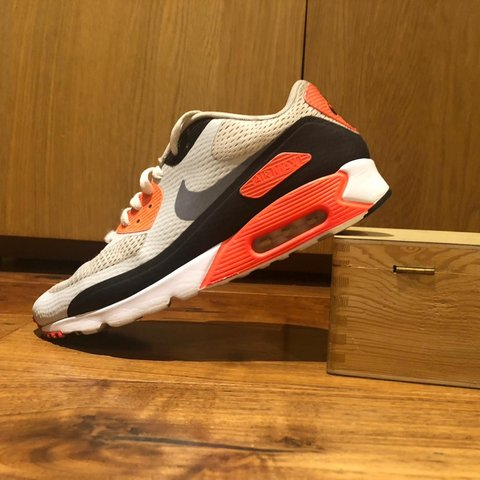 new concept 83ff7 84cb5  tidoremisuede. 5 months ago. London, GB. Nike Air max 90 Ultra infrared ...
