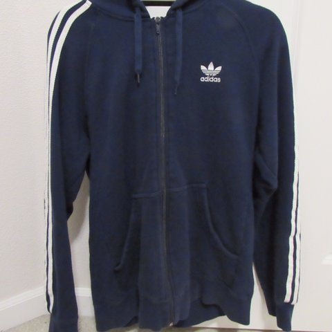 f26816870 SUPER CUTE ADIDAS SWEATER classic adidas original! super - Depop