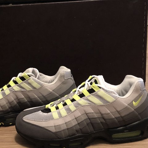 07bbeeb5ce @wevewonitfivetimes. 5 months ago. Liverpool, United Kingdom. Rare Nike  Airmax 95 OG Size 11 for sale. Only worn a few ...