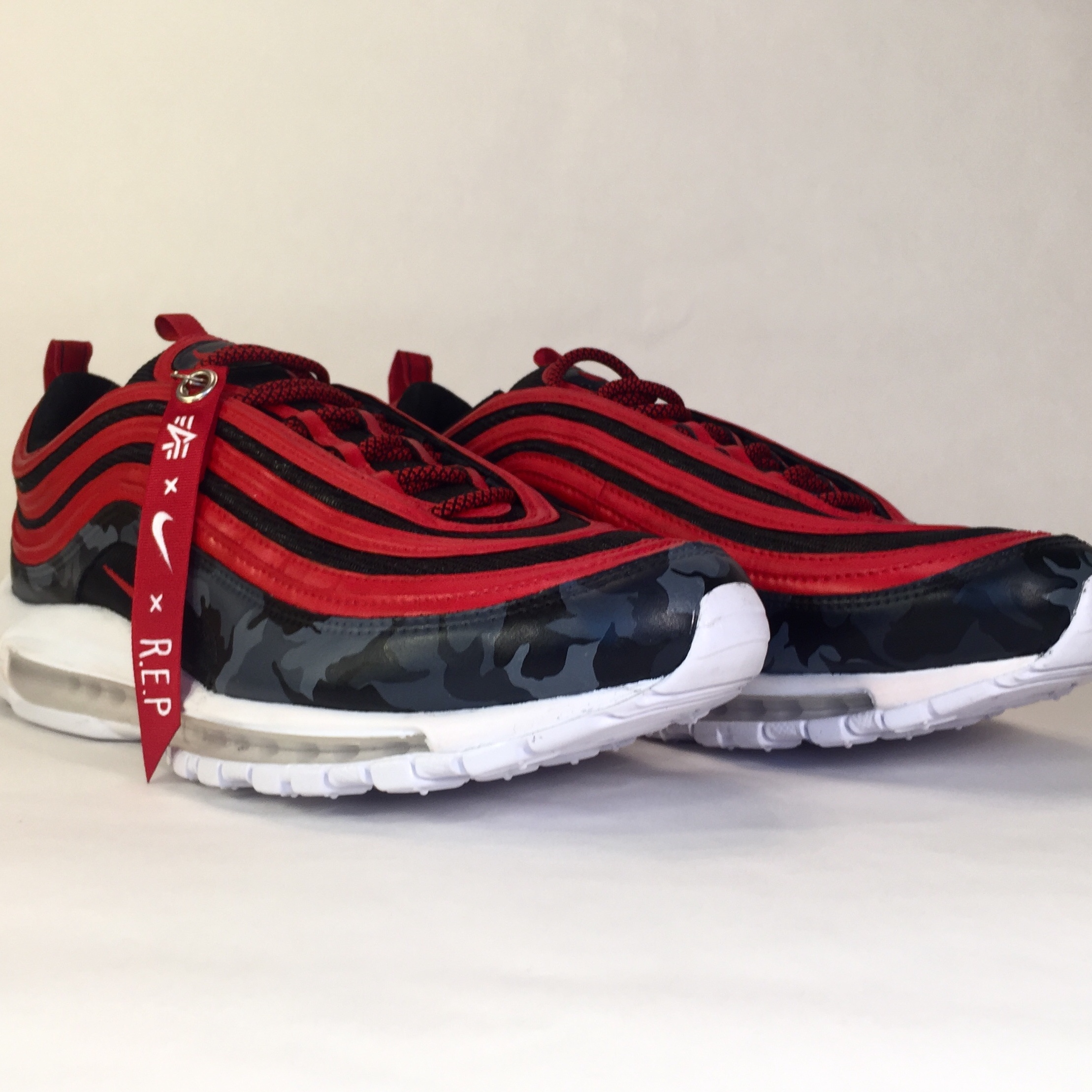 buy online c609e 13df4 custom air max 97