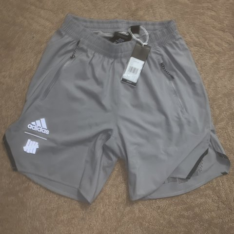 97946e0fb15ce Adidas Undefeated Shorts 3M Brand New with Tags Size logos - Depop