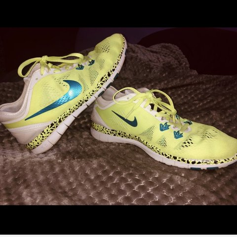 brand new 02960 eb4c6  rcb688. 3 months ago. Philadelphia, United States. These are used women s  Nike free tr 5 neon yellow ...