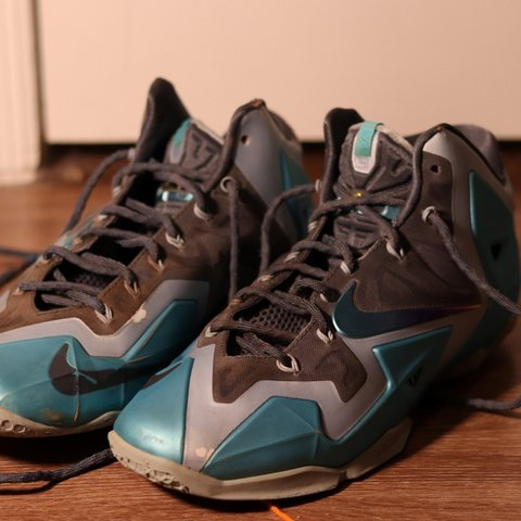 cheap for discount 0f04c 9a52e  dr0wse. 2 months ago. Gainesville, Alachua County, United States. Nike  LeBron 11 Gamma Blue ...