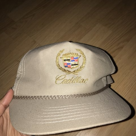 72e92f5ec25fd  spacestringray. last month. United States. •Cadillac embroidered Cap
