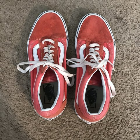 1e5587e0c3  braemorg13. 3 months ago. United States. Red vans - size 8.5 men s size -  size 10 women s - good condition very comfy and clean - price is negotiable  ...