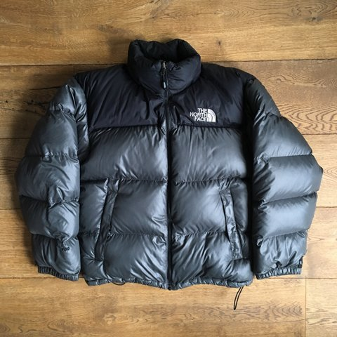 The North Face vintage Retro 1996 Nuptse puffa puffer jacket - Depop 70b08b213