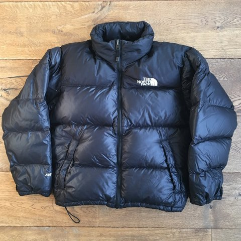 RESERVED THE NORTH FACE TNF vintage retro 1996 Nuptse puffa - Depop 6d32239d4