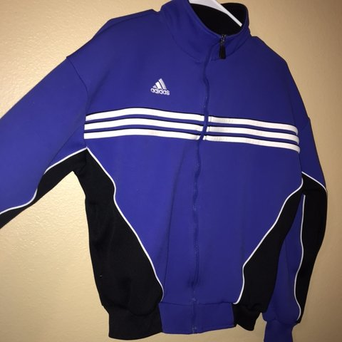 41a8969a523a Adidas track jacket codeine purple colorway🔥 men s small - Depop