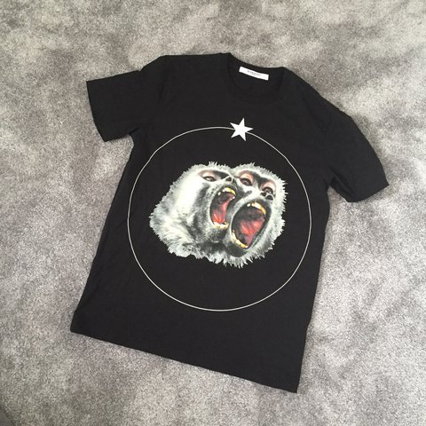 66b00c522cd3c Mens Givenchy T shirt size fits a medium new without tags t - Depop