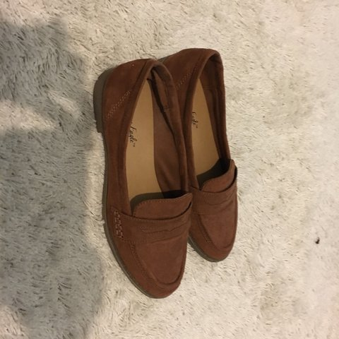 acd2ee12901 cute american eagle loafers in good condition )  SAYS 9 BUT - Depop