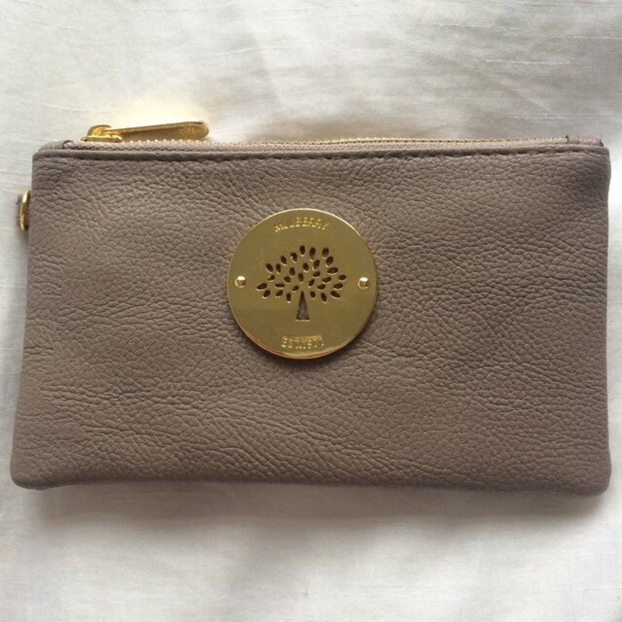 0934fb664257 Brand new Mulberry purse rep 👛 Taupe Nude colour. Comes a   - Depop
